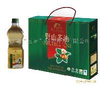 900ML*4(野系列)山茶油