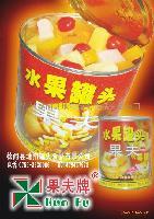 进口热带杂果罐头