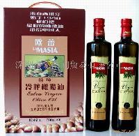 欧蕾特级初榨橄榄油750ML*6礼盒(新装)