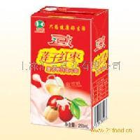 莲子红枣牛奶