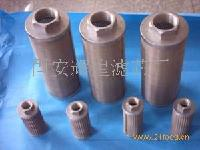 液压油过滤芯