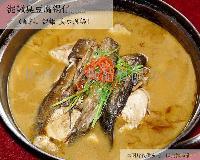 泥鳅臭豆腐锅仔