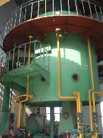 二手30吨米糠油设备