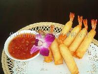 露尾春卷虾