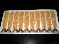 芙蓉面包虾