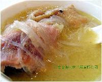中式餐饮用汤(高汤类产品、鸡味)