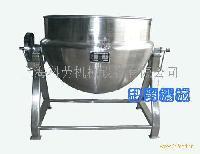 蒸汽式无搅拌摇摆汤锅