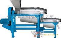 LZ2型二级螺旋榨汁机