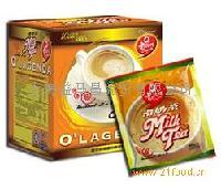 马来西亚原装进口老誌行滑奶茶