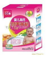 贝贝嘉婴儿高钙营养米粉