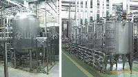 果汁-茶饮料生产线