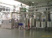 全自动果汁生产线