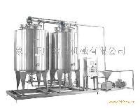 自動高效固液混合系統