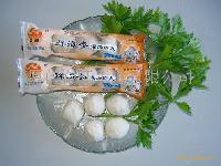 鲜海参灌汤肉丸