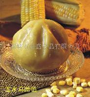 玉米马蹄莲蓉馅