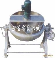 可倾式搅拌夹层锅