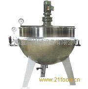 直立式夹层锅-上海宣辰机械