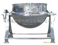 可倾式夹层锅-上海宣辰机械