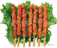 日龍芝香肉串