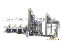 DG系列对辊干法制粒机生产线