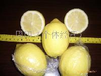 柠檬、鲜果