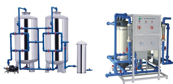 供应优惠不锈钢反渗透纯水设备