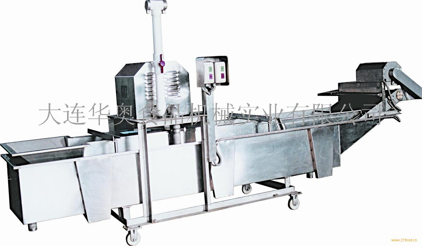 气沸式洗菜机