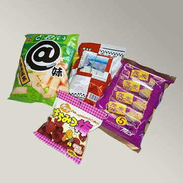 食物包装袋的几种分类