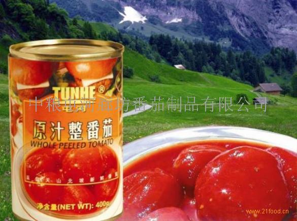 原汁整番茄