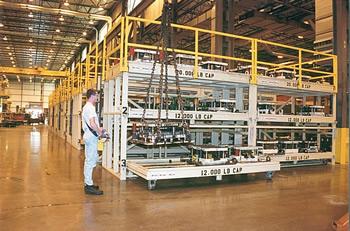货架-模具货架-抽屉式货架