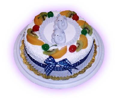 水果蛋糕;欧式蛋糕