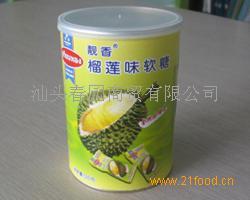 泰国进口靓香牌榴莲味软糖