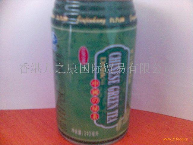 茶饮料系列之蜂蜜绿茶