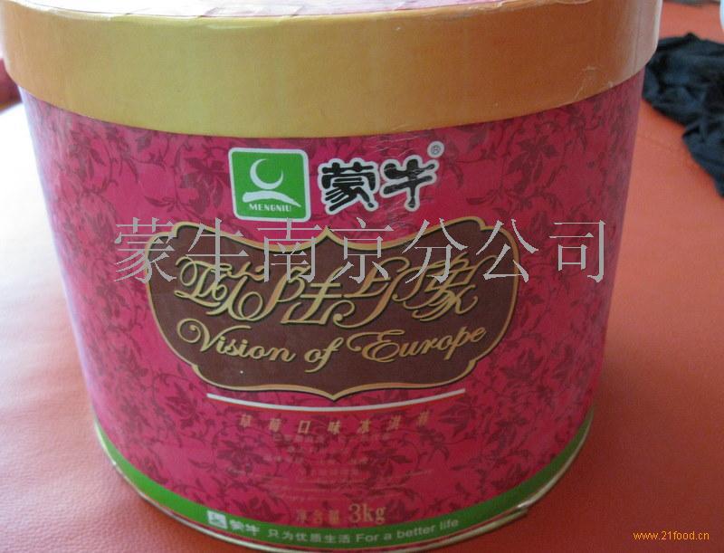 蒙牛桶装冰淇淋-中国 江苏南京-蒙牛-食品商务网
