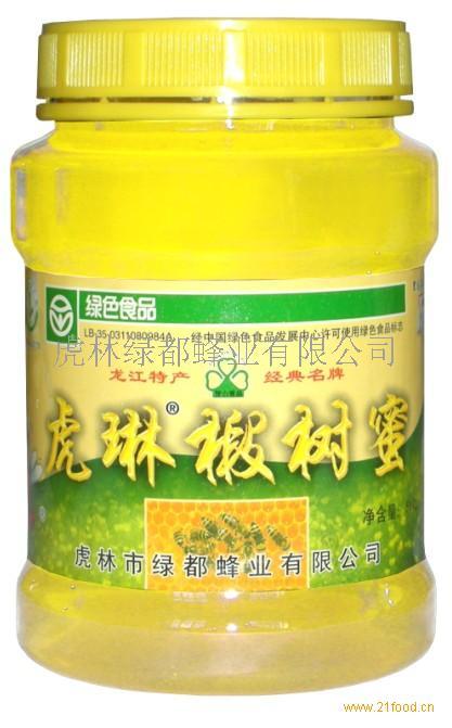 虎林椴树蜜(500g)【绿标】