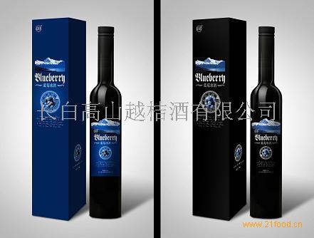 北极冰蓝莓酒价格_蓝莓冰酒批发价格 长白山 红景天 果酒-食品商务网