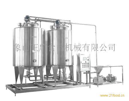 自动高效固液混合系统图片
