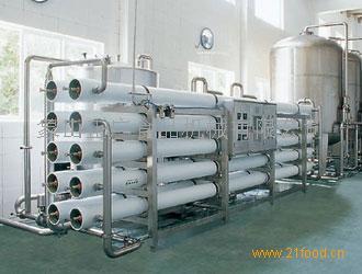全自动纯净水生产线