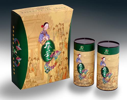 泰山女儿茶--泰安市香茗茶业有限公司