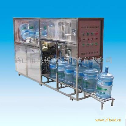 五加仑桶装水自动灌装机