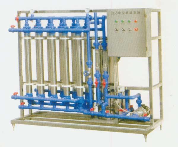 供应CL系列高效超滤装置_江苏苏州__水处理设备-食品商务网