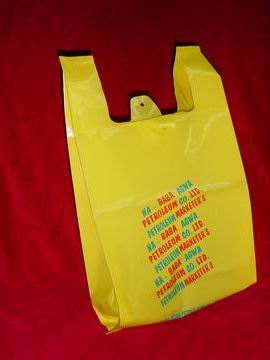 背心袋环保塑料袋