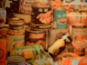罐头canned