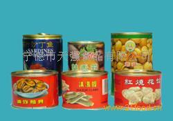 红烧花蛤罐头canned stewed clam