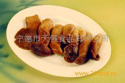腌制鸡油菌Chanterelle