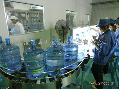桶装水生产线-中国 张家港-huibo-食品商务网