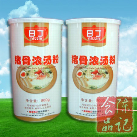 供应日丁拉面白汤粉