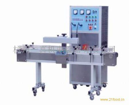 ps-20电磁感应封口机工作原理:感应式封口机是一种非接触性-热封装置