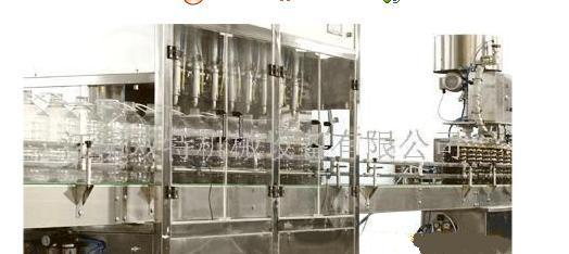 供应番茄酱全自动液体灌装机