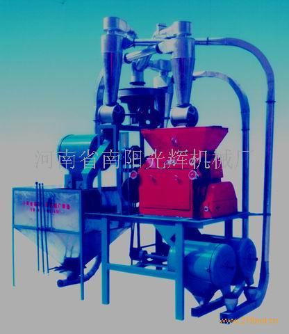 6FD-60皮芯分离磨粉机